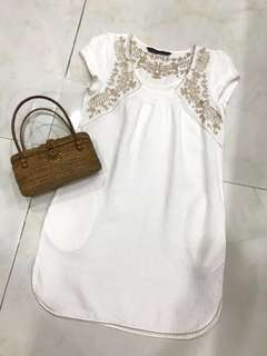 Pretty ZARA dress!!