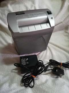 Compact Shredder MS - 100m Stripe Cut - Light Gray