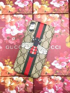 Gucci big bee with stripe