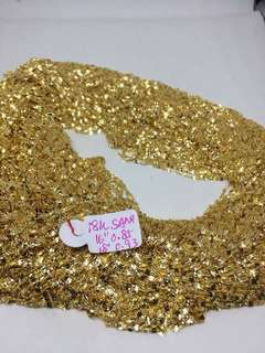18K Pawnable Gold Necklace Chain