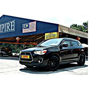 MITSUBISHI ASX 2.0 ( A ) 4WD MIVEC !! SPORT EDITION !! VERY FULL SPECS !! NEW FACELIFT !! ( KXX 5689 ) 1 CAREFUL OWNER !!