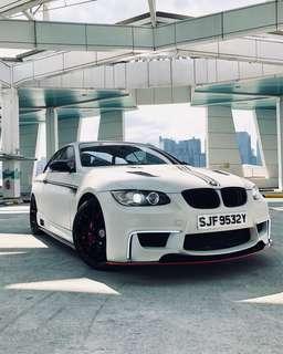 BMW 325i Convertible Auto M-Sport