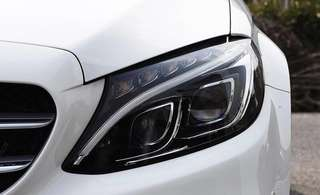 W205 AMG C63 Headlights