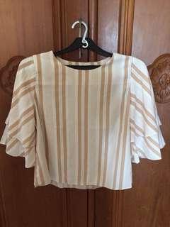 Pakaian baju atasan blouse wanita