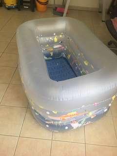 Baby mini pool