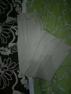 Celana Kerja (trousers cream)