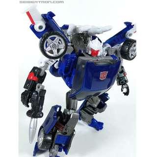 Transformers United UN13 Tracks Prime Autobot RID