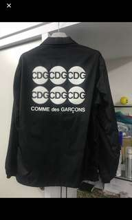 CDG Coach Jacket