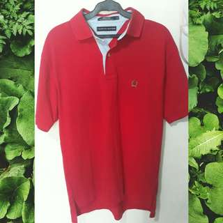 Vintage TH Polo Shirt