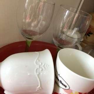 🚚 杯子4個50