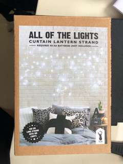 Curtain Latern Lights