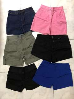 BN Short (2 for $8)
