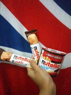 Nutella Go & B-ready