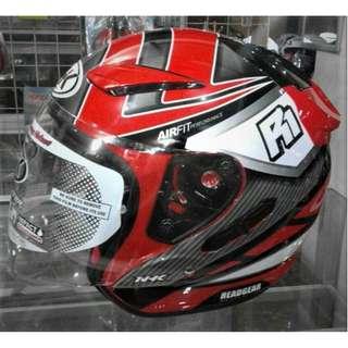Air vent NHK Helmet R1