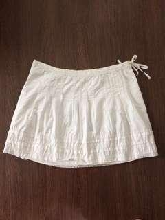 GAP cotton mini skirt