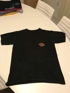 Vintage Harley Davidson Pocket T-Shirt (Tee) LARGE