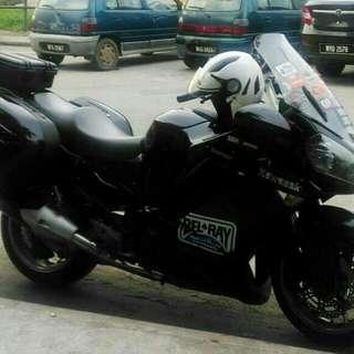 Sambung Bayar Kawasaki GTR1400