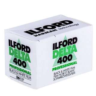 ILford B & W Film delta 400