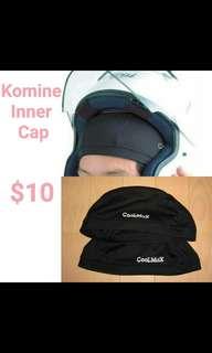 Komine Inner Cap
