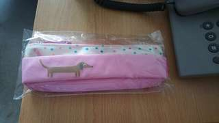 Too cute doggy pencil case