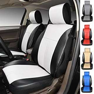 Customized German Leather Seat Cover