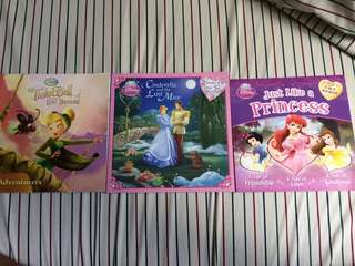 Children's books - Disney Princess