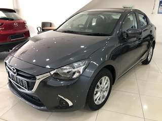 Mazda 2  Standard Spec (Without GST)