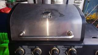 Repriced: Griller with built-in single burner