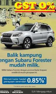 Subaru Forester 2.0 IP