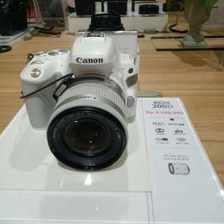 Khusus Camera Canon 200D bisa kredit Proses Acc 3 Menit