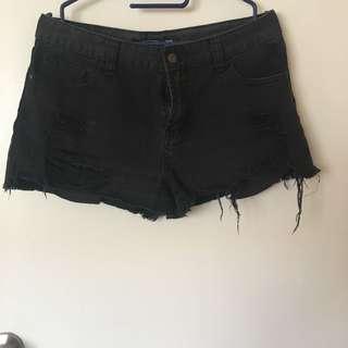 Jayjays ripped shorts
