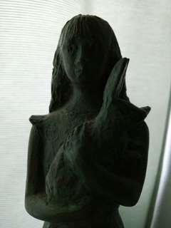 Fine Bronze Sculpture by T. Hosono