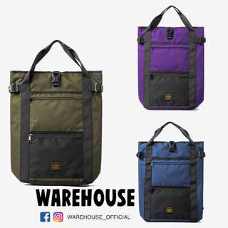 Backpack Bag 【 WAREHOUSE_OFFICIAL 】