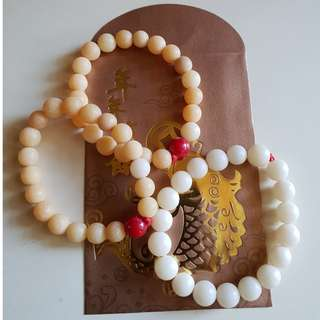Prayer beads bracelet