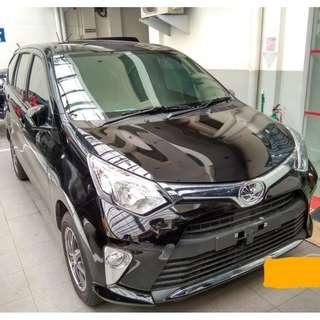 Nemob Ramadhan Sale. Promo sewa mobil Calya 2018 lepas kunci (self drive) di Jakarta.