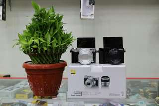 Nikon J5 dua warna