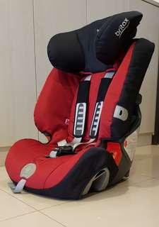 Britax evolva 1 2 3成長型兒童安全汽車座椅