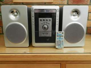 DC-MM5000 CD Hifi system