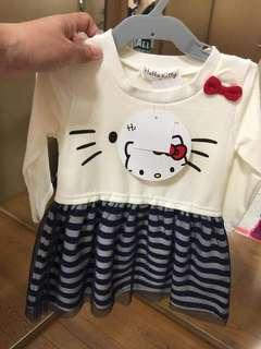 Hello kitty cutie dress