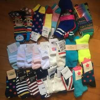 女裝襪 平賣 日本/韓國襪