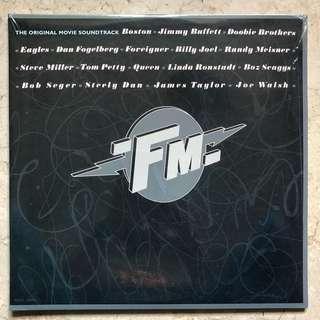 Eagles, Queen, etc.. FM OST Vinyl 2LP