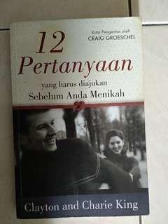 Buku soal menikah