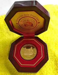 Zodiac Tiger Gold Coin - (Gold 999 Series) ❤️❤️