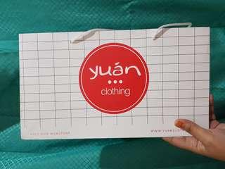 Paperbag Yuán Small