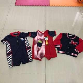 2nd branded baby wear set 2