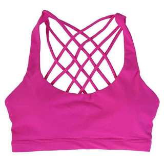 Imported Padded Sports Bra