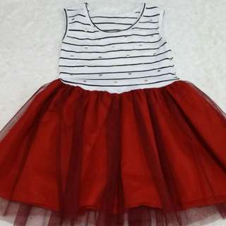 Tutu Dress small 1 to 2 years old