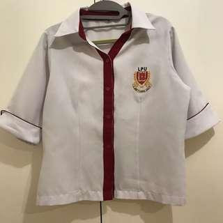 Lyceum Uniform top