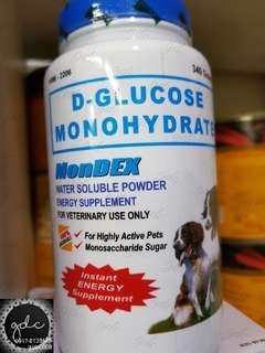 MONDEX Water Soluble Powder Energy Supplement