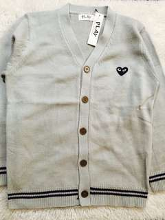 NWT Authentic Play Cardigal